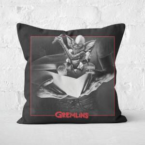 Gremlins Invasion Square Cushion