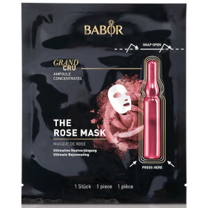 BABOR The Rose Ampoule Mask 6.44 oz
