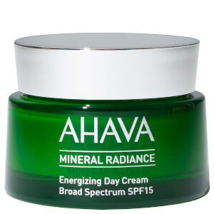 AHAVA Mineral Radiance Energizing Day Cream SPF15 1.7 oz