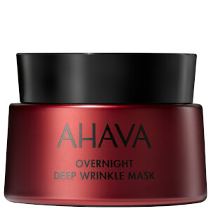 AHAVA Overnight Deep Wrinkle Mask 1.7oz