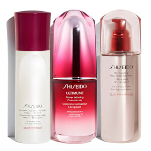 Shiseido Ultimune Skin Bundle