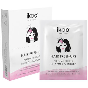 ikoo Hair Fresh-Ups Perfume Sheets