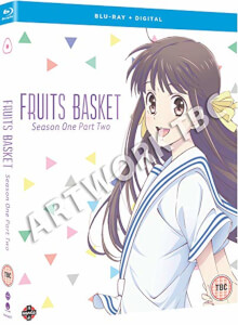Fruits Basket: Season One Part Two