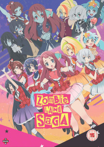 ZOMBIE LAND SAGA: The Complete Series