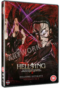 Hellsing Ultimate: Volume 9-10 Collection