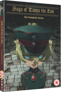 Saga of Tanya The Evil: The Complete Series