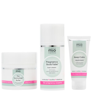 Mama Mio Third Trimester Butter Bundle (Worth £65.00)