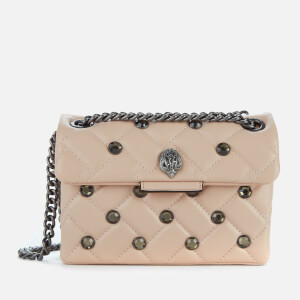 Kurt Geiger London Women's Mini Kensington Bag - Pale Pink