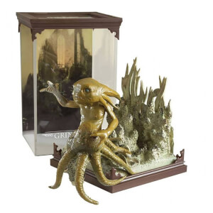 Harry Potter Magical Creatures Grindylow Sculpture