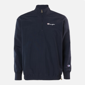 Champion Men's Half Zip Top - Blue