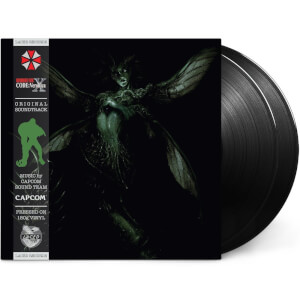 Laced Records Resident Evil CODE: Veronica X (Original Soundtrack) 2x LP
