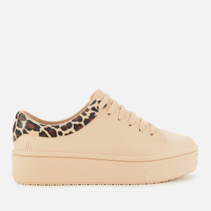 Melissa Women's Mellow Luxe Trainers - Nude Leopard