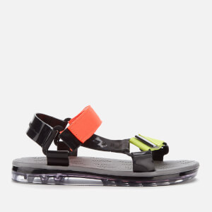 Rider for Melissa Women's Papete Sandals - Black Bright