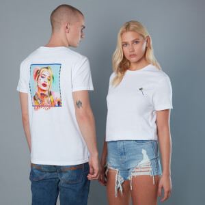 T-Shirt Wooden Mallet and Kisses Birds of Prey - Bianco - Unisex
