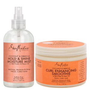 SheaMoisture Curl Enhancing Styling Set
