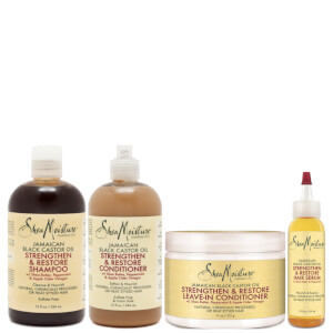 SheaMoisture Damaged Hair Bundle