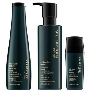 Shu Uemura Art of Hair Ultimate Reset Trio