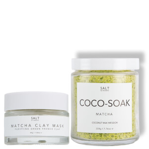 Salt by Hendrix Matcha Lovers Set