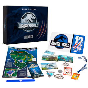 Doctor Collector Jurassic World Lot Deluxe