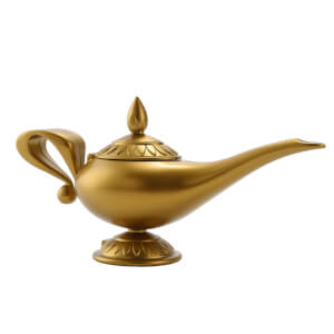 Disney Aladdin Genies Magic Lamp Mood Light