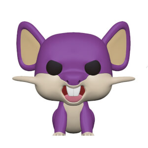 Pokemon Rattata Funko Pop! Vinyl
