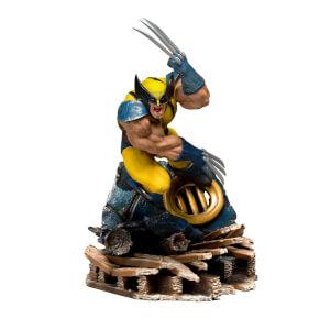 Statuette Wolverine à l'échelle 1/10 BDS Art Scale Marvel Comics 22cm - Iron Studios