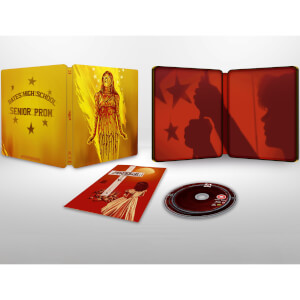 Carrie - Steelbook Edición Limitada Exclusivo Zavvi