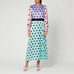 Olivia Rubin Women's Marley Dress - Polka Dot Mix