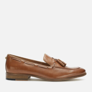 Kurt Geiger London Men's Levi Leather Loafers - Tan