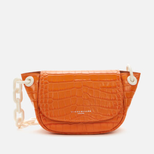 Simon Miller Women's Bend Bag - Sponge Orange
