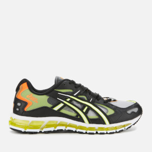 Asics Men's Gel-Kayano 5 360 Trainers - Black/Safety Yellow