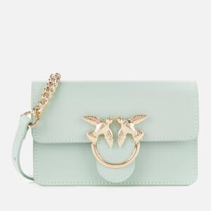 Pinko Women's Baby Love Cross Body Bag - Blue