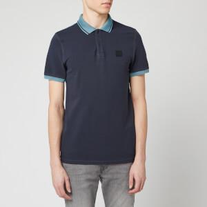 BOSS Hugo Boss Men's Prim Polo Shirt - Dark Blue