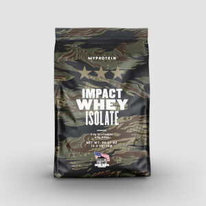 Veterans Day Impact Whey Isolate