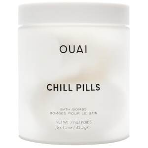 OUAI Chill Pills Bath Bombs 6 x 42.5g