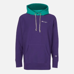 Champion Men's Oversized Hoody - Purple