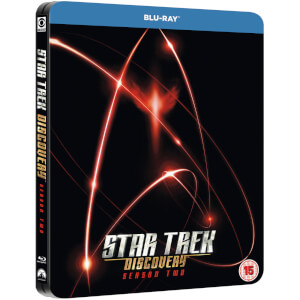 Star Trek: Discovery - Season 2 Steelbook