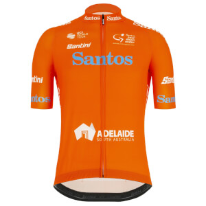 Santini 2020 Tour Down Under Ochre Jersey