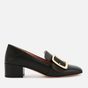 Bally Women's Janelle 40 Leather Loafers - Black