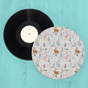 Rabbits Turntable Slip Mat