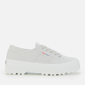Superga Women's 2555-Cotu Alpina Trainers - Grey Ash