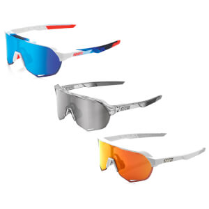 100% S2 Sunglasses with HiPER Mirror Lens