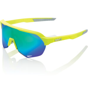 100% S2 Sunglasses with Mirror Lens