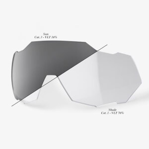 100% Speedtrap Replacement Photochromic Lens