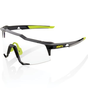 100% Speedcraft Sunglasses with Photochromic Lens