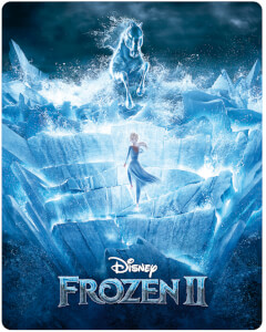 Esclusiva Zavvi : Frozen 2 - Steelbook 4K Ultra HD (Include Blu-ray 2D)