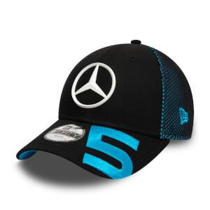 Black Stoffel Vandoorne Driver #5 9FORTY Cap