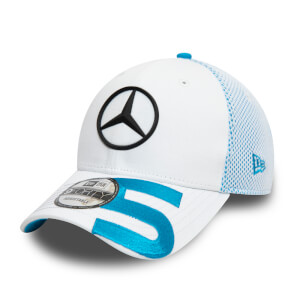Optic White Stoffel Vandoorne Driver #5 9FORTY Cap