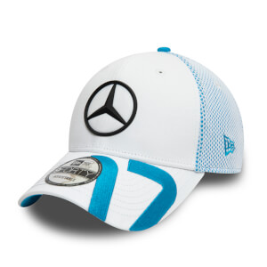 Optic White Nyck De Vries Driver #17 9FORTY Cap