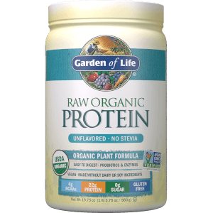 Raw Organic Protein - Unflavoured